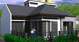 Keuntungan Rumah Minimalis Dengan Desain 1 Lantai