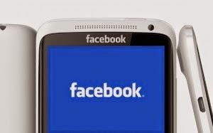 Facebook para celular