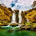 Cikaso Waterfall Sukabumi Indonesia
