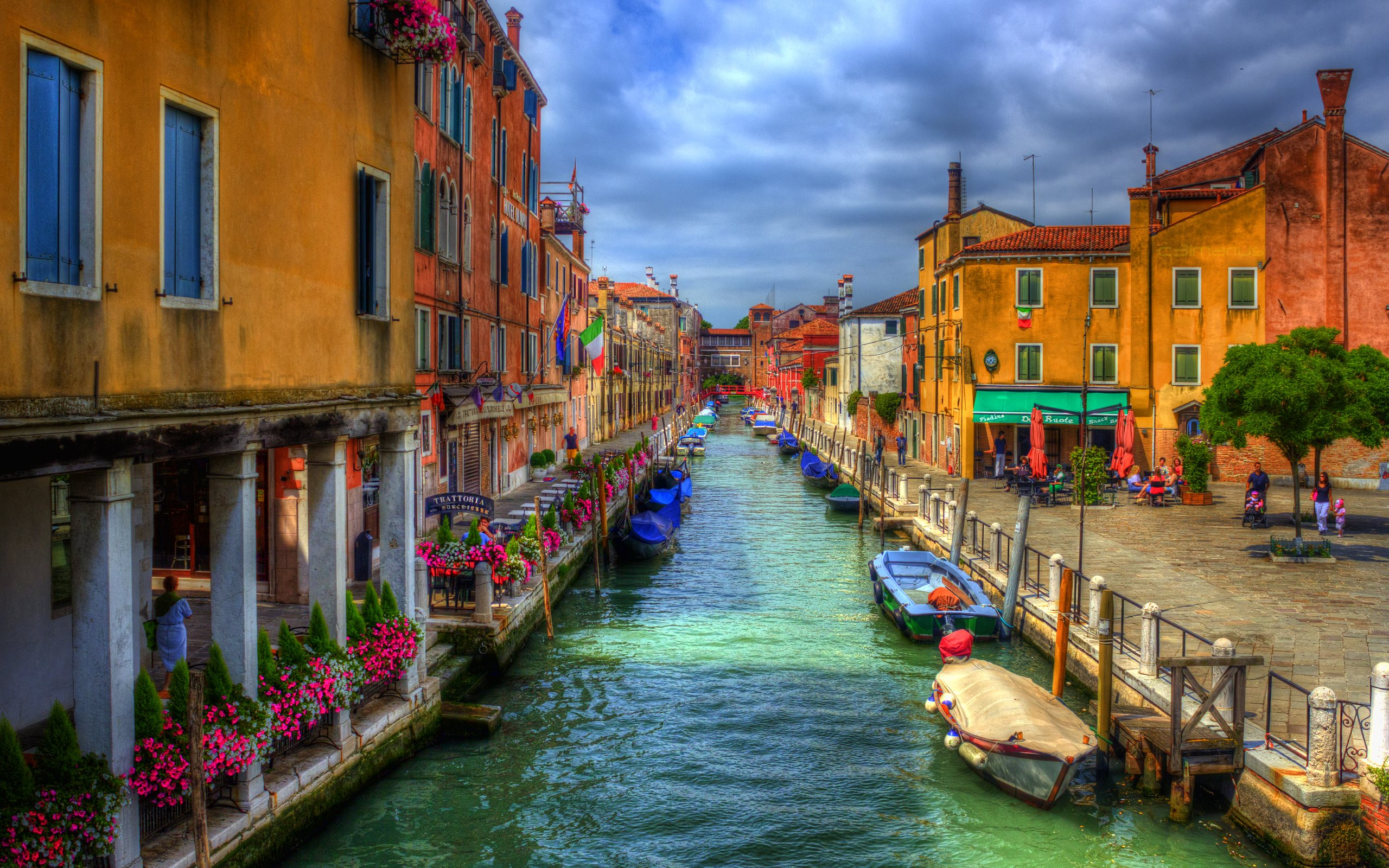 hd wallpaper summer in venice