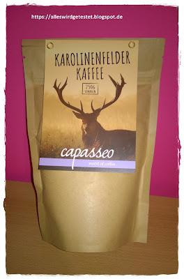 Kaffee von Capasseo