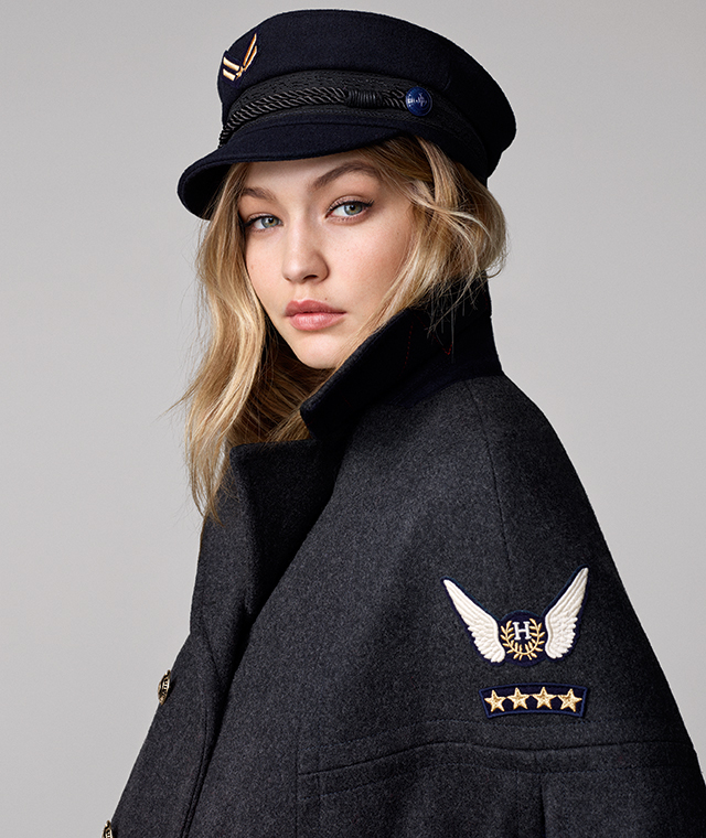 Eniwhere Fashion - Tommy x Gigi - capsule collection