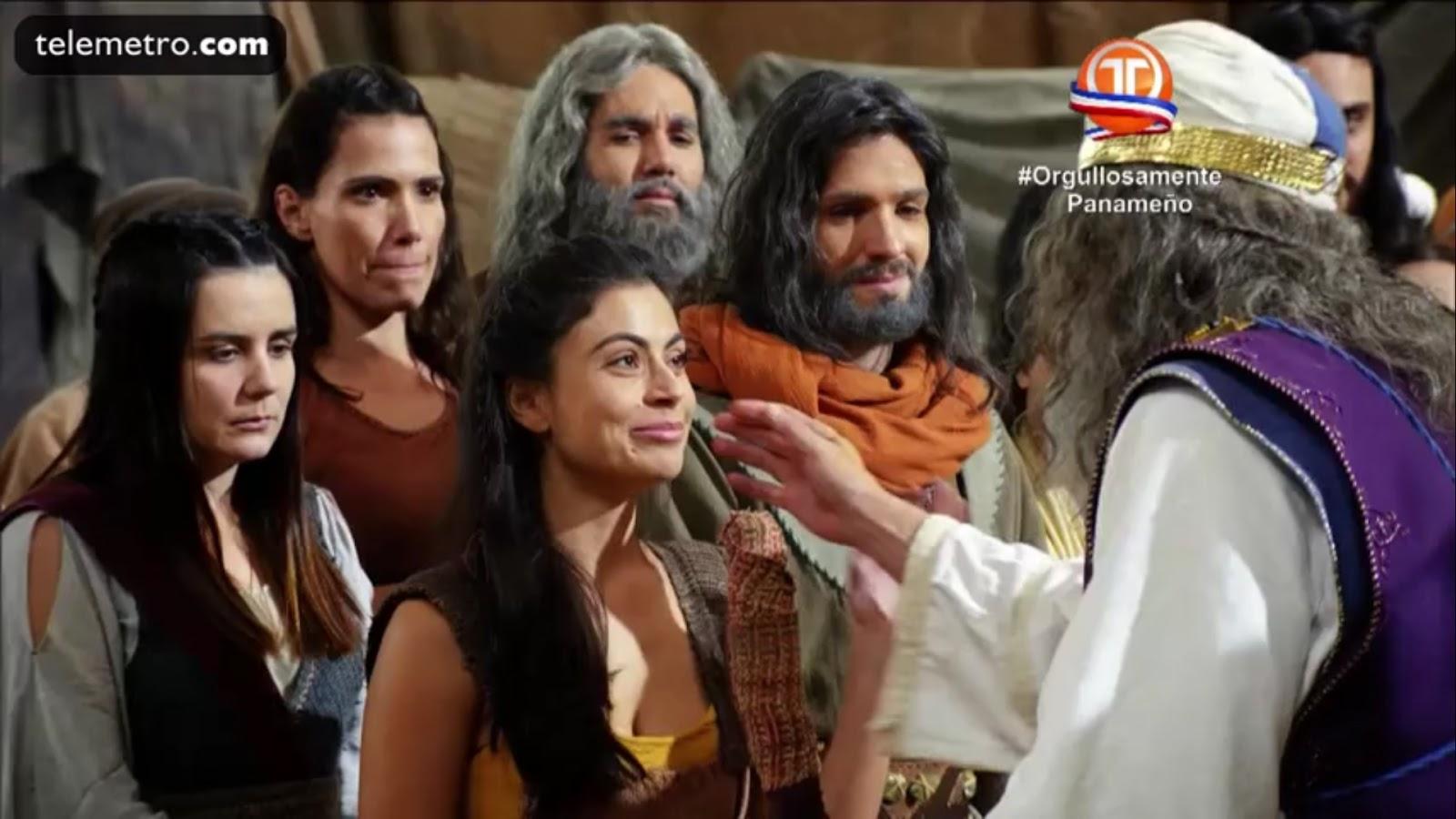 Moisés y los 10 Mandamientos HD-TV Latino captura 3