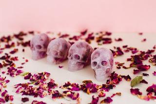 skull icecubes
