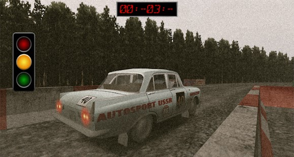 Soviet rally Apk Free on Android Game Download
