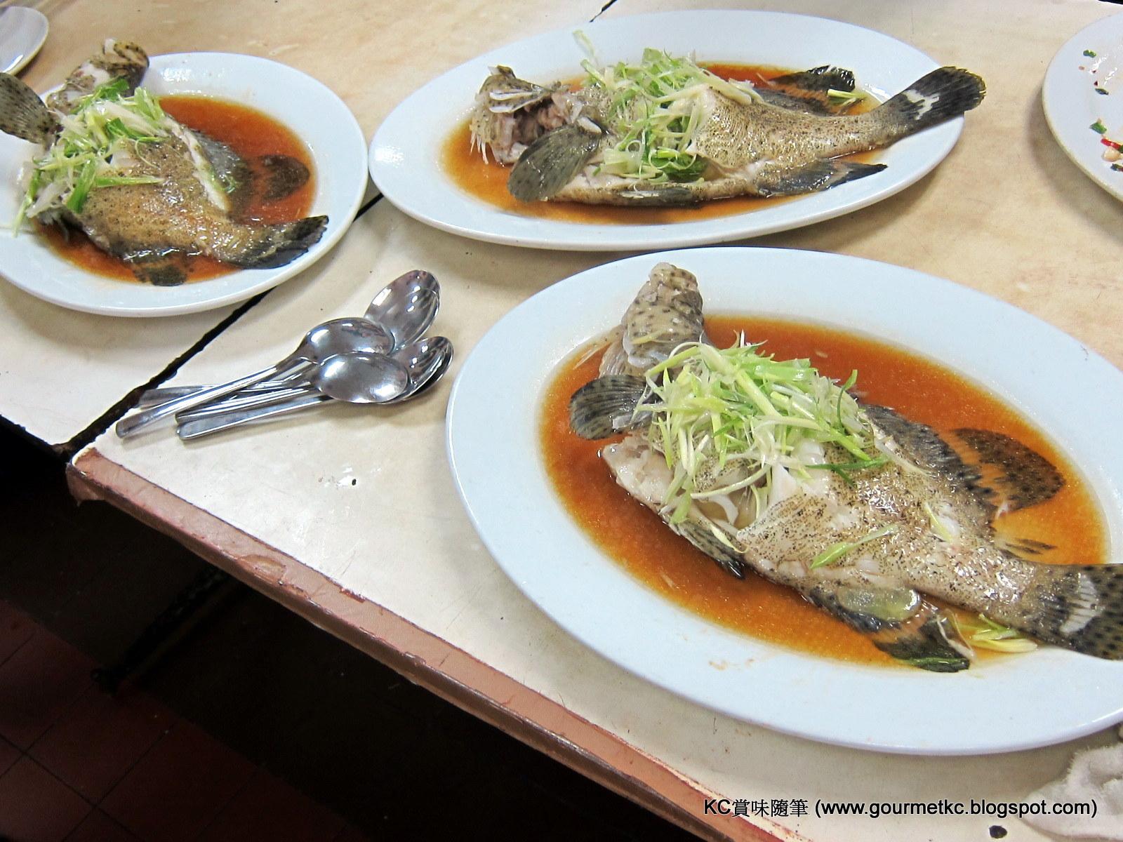 KC賞味隨筆: 香港仔魚市場海鮮餐廳 ~ 海馬友與西多士