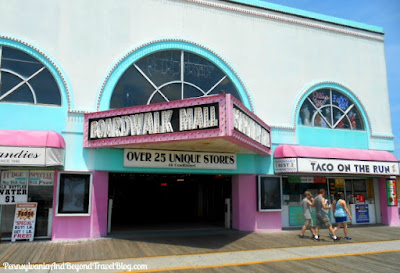 Boardwalk Mall in Wildwood New Jersey