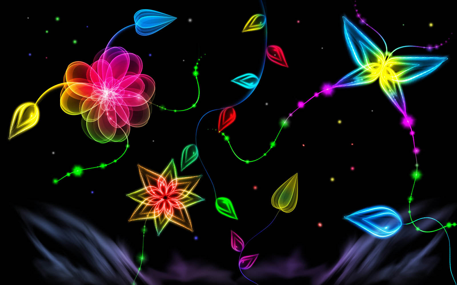 tag neon art wallpapers - photo #5