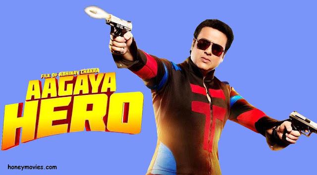 Aa Gaya Hero (2017) Hindi Movie Free Download HD 720p