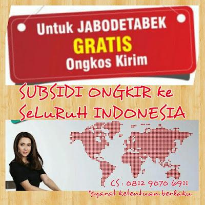 free ongkir humairah