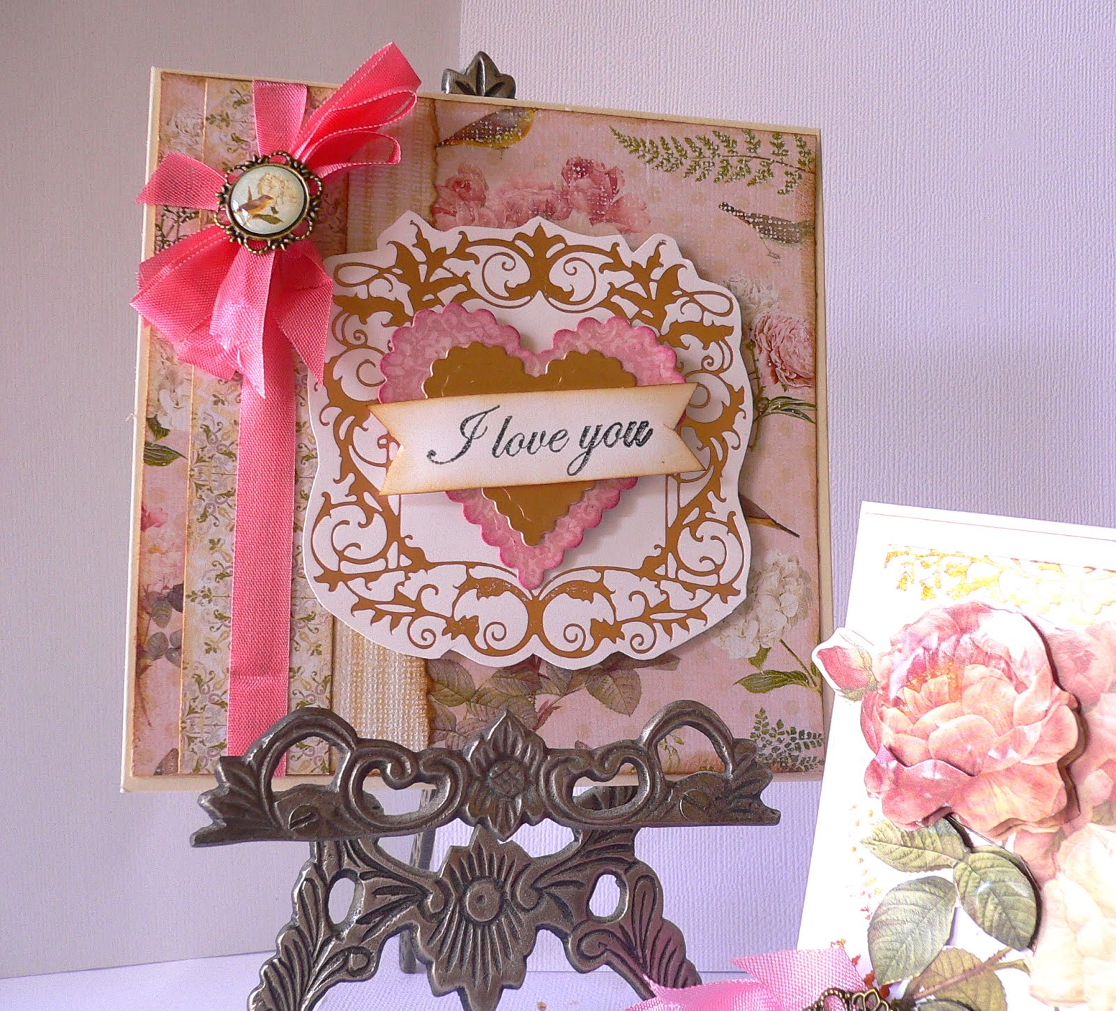 Vintage Cards by Adriana Bolzon | Couture Creations
