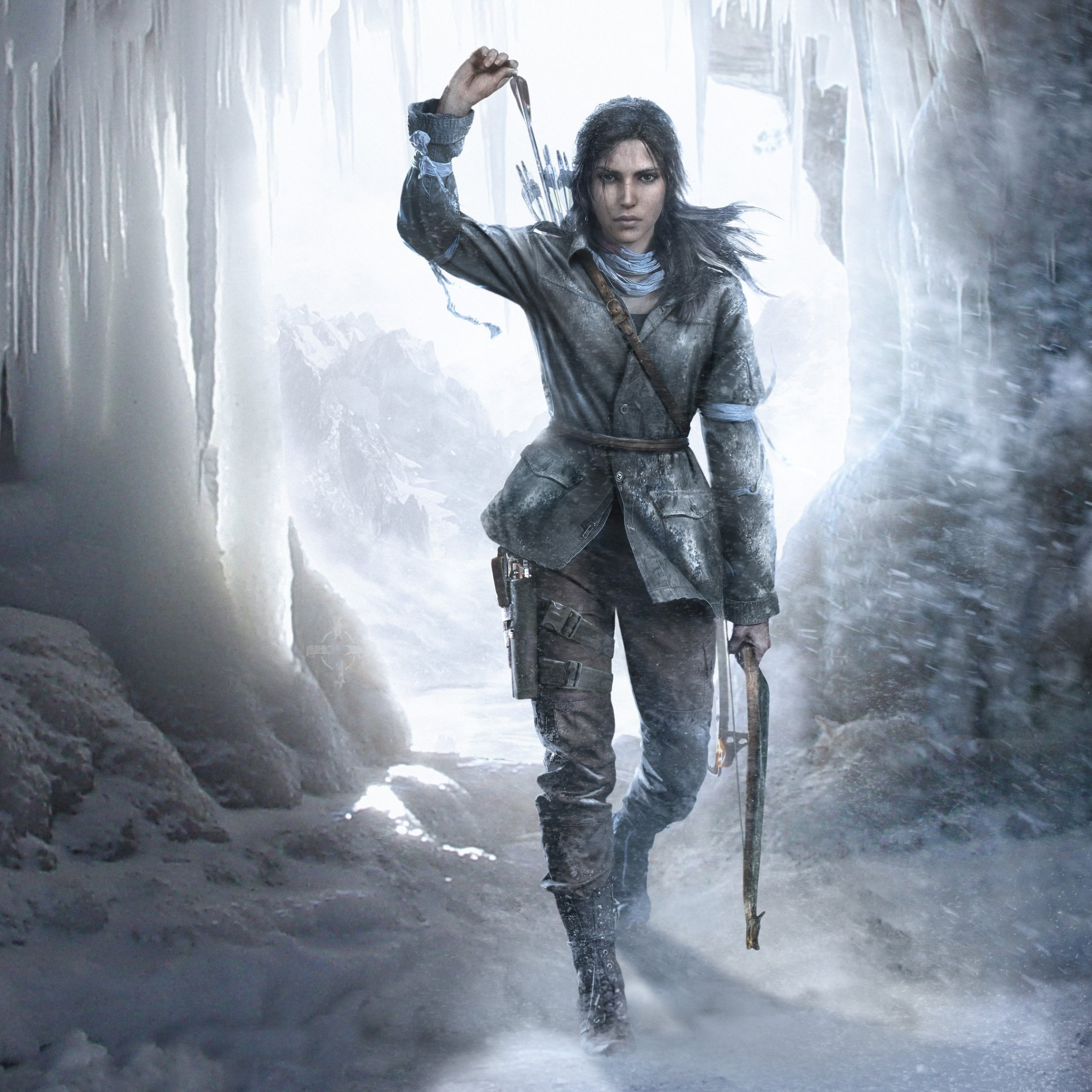 Tomb Rider Wallpaper: 2015 Rise Of The Tomb Raider Wallpapers (99 Wallpapers