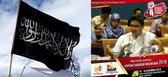 Ketua Serikat Saudagar Nusantara Minta Pelaku Pembakar Bendera Tauhid Ditindak Tegas