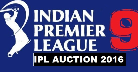 IPL 2016 Auction Team Image | List of Players Retained | IPL Schedule ...