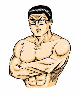 """""""Futari H Gaiden Sei no Dendoshi Akira"""" el nuevo spinoff de Monkey Chop"""