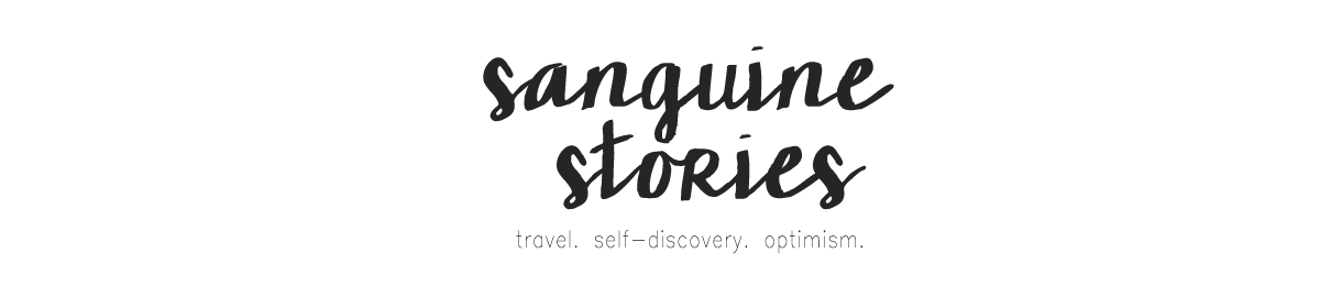 Sanguine Stories