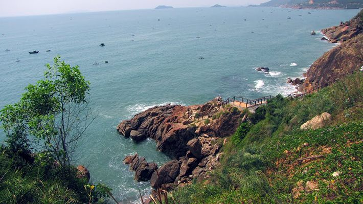 Du lịch Ghềnh Ráng, Quy Nhơn, Bình Định