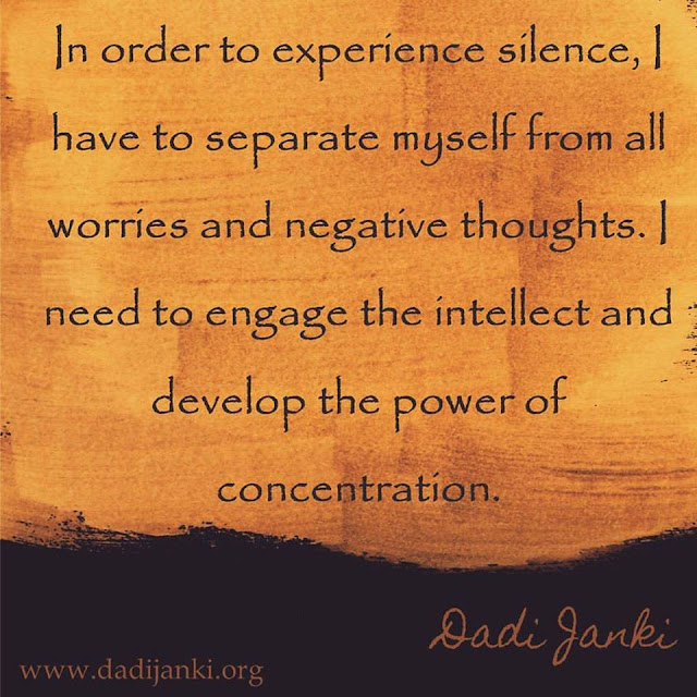 Dadi Janki Positive Quote