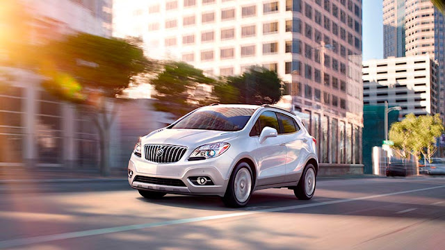 Buick's Perception Is Shifting In 2016