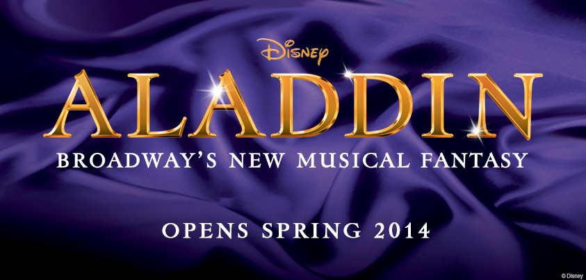 Aladdin Musical: Casting Calls Go Out for Broadway's Aladdin