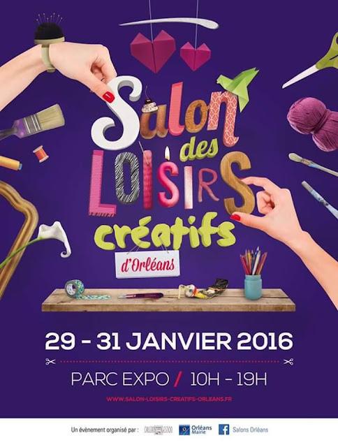 salon, orléans, loisirs créatifs, parc expo, la perle des loisirs