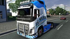Volvo 2012 JCWalker skin
