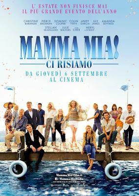 Mamma Mia! 2 Poster