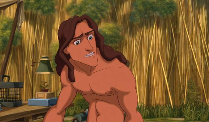 Overrated Tarzan 1999
