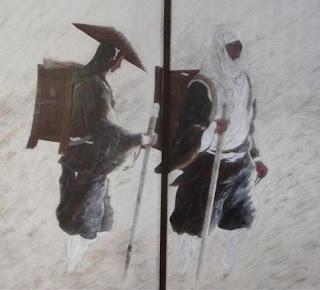 満福寺襖絵