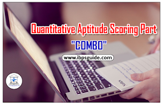 "Crack IBPS Exam 2017 - Quantitative Aptitude Scoring Part (Day-1 to 6) - ""COMBO"""