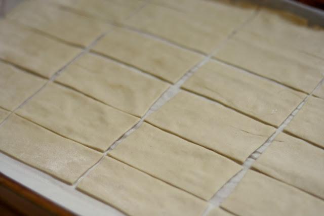 Pretzel Cracker Dough