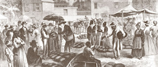 Market, Charleston, SC, 19th century