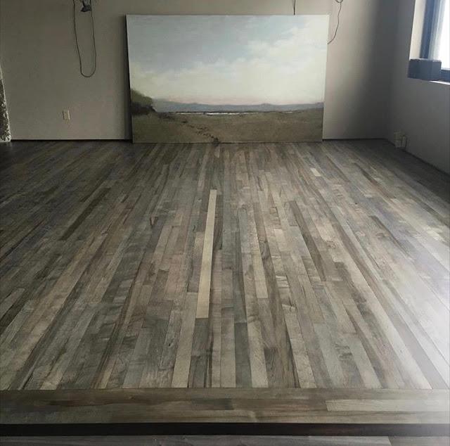 From Gardners 2 Bergers Diy Driftwood Gray Maple Hardwoods