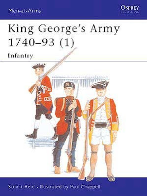 King George's Army 1740–93 (1)