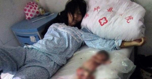 Edisi Ngeri Mengandung 7 Bulan Dipaksa Gugurkan Kandungan  Sedih Lihat Keadaan Bayi ItuThe