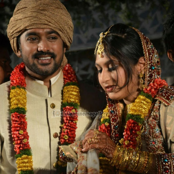 Asif Ali and Zama Mazreen wedding marriage pictures from thalassery kannur