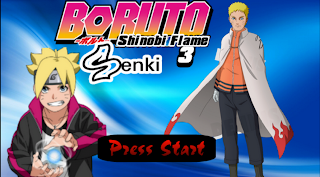 Boruto Senki Mod Apk Full Unlock Character