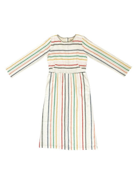 Ace & Jig Stillwater Dress in Merry
