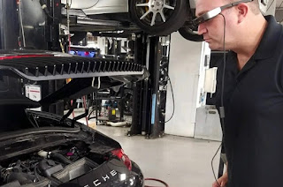 Realidad aumentada o inteligencia artificial ayudarán en el taller