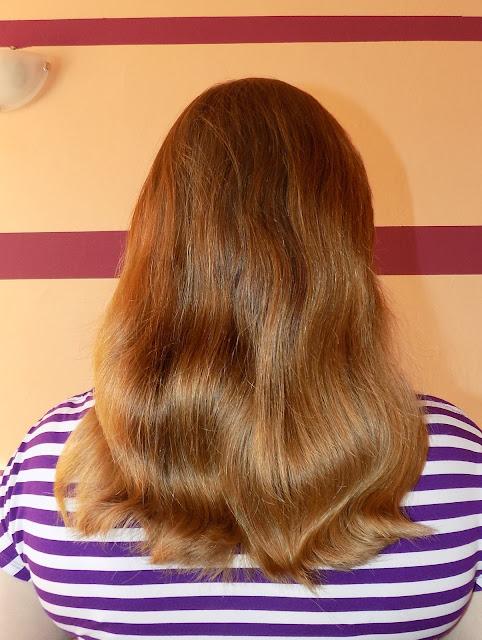 Aktualizacja włosowa luty. Podsumowanie pierwszego miesiąca wiosennego zapuszczania.