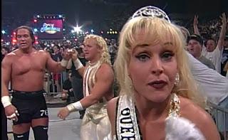 WCW Slamboree 1997 - Debra McMichael, Steve McMichael, Jeff Jarrett