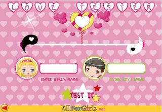 لعبة مقياس الحب الحقيقى Game Love coobra.net