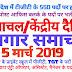 हिमाचल प्रदेश और केंद्रीय रोजगार समाचार 5 मार्च 2019