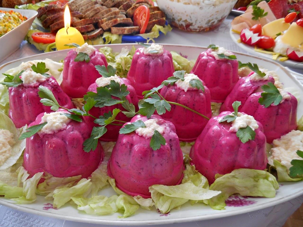 smakowitości, świąteczne potrawy, mięsa, Wielkanoc