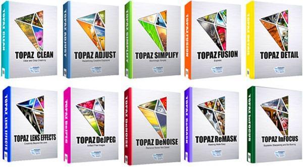 Topaz Plugins Complete Bundle for Photoshop 2018-12 WIN-MAC