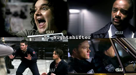 Supernatural: Top 5 Season Two Episodes (2x12 'Nightshifter') by freshfromthe.com