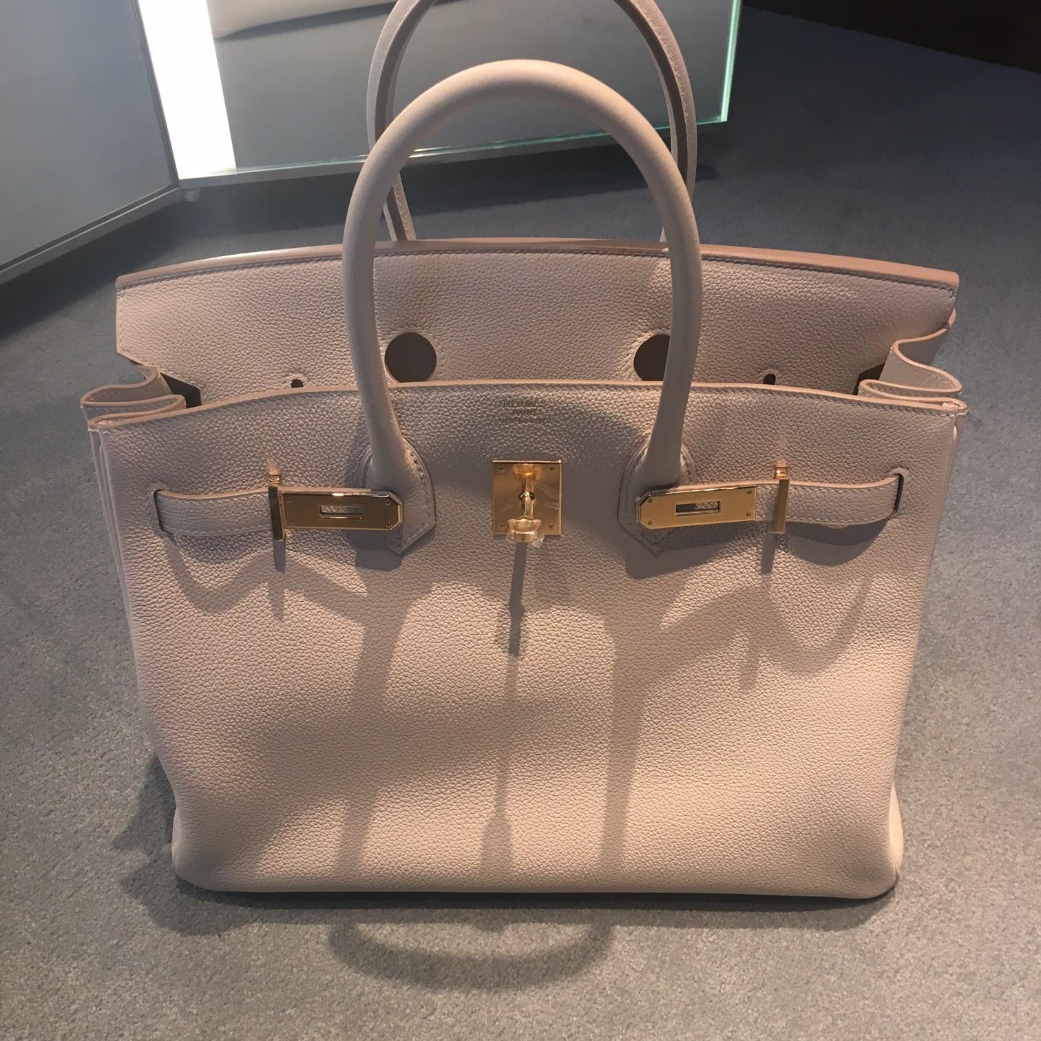 replica hermes birkin handbags - BETTER THAN SCRUBS: The Bag: THE Bag - The Birkin