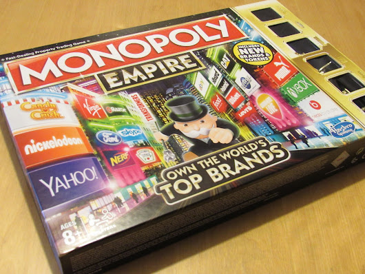 Gaming Hour - Monopoly Empire | Blooming Fiction