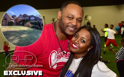 Ex Husband Of Keisha Knight Pullman Faces A  $580,000 loss For Selling Georgia Mansion For $690,000