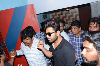 Shatamanam Bhavati Team at Sandhya Theater  0089.JPG